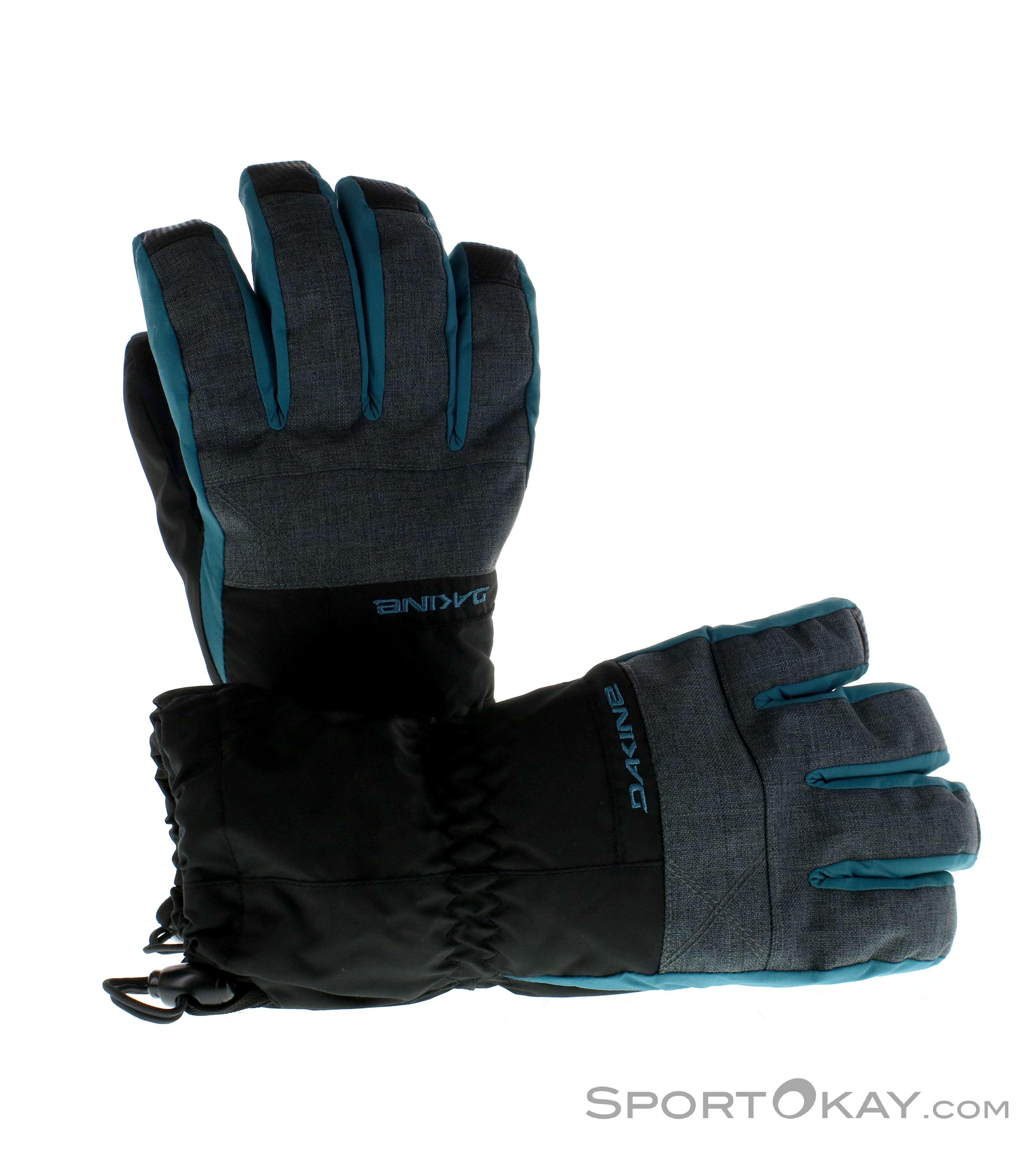 Dakine Avenger Mitt Kinder Handschuhe Gore-Tex-Schwarz-XL