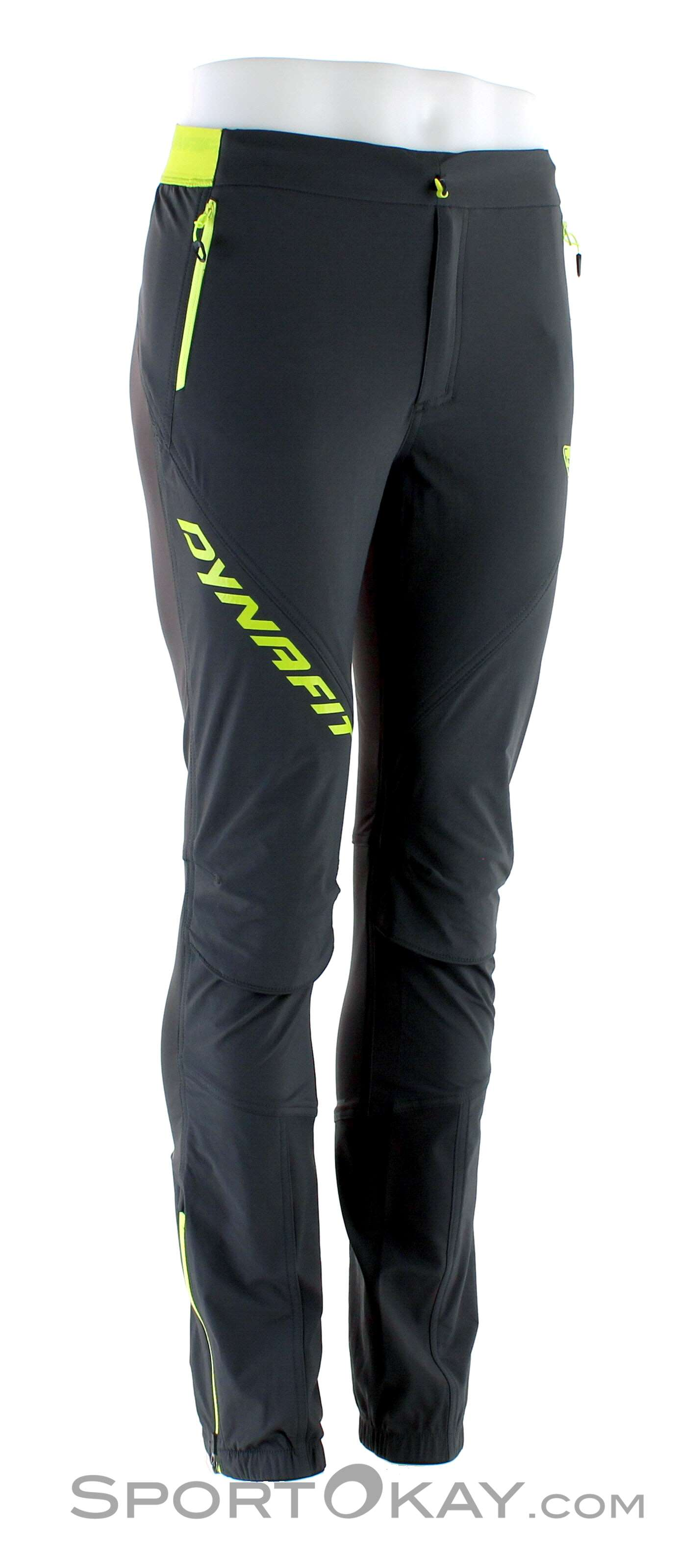 Dynafit Speedfit Dynastretch Pant Herren Tourenhose-Grau-XL