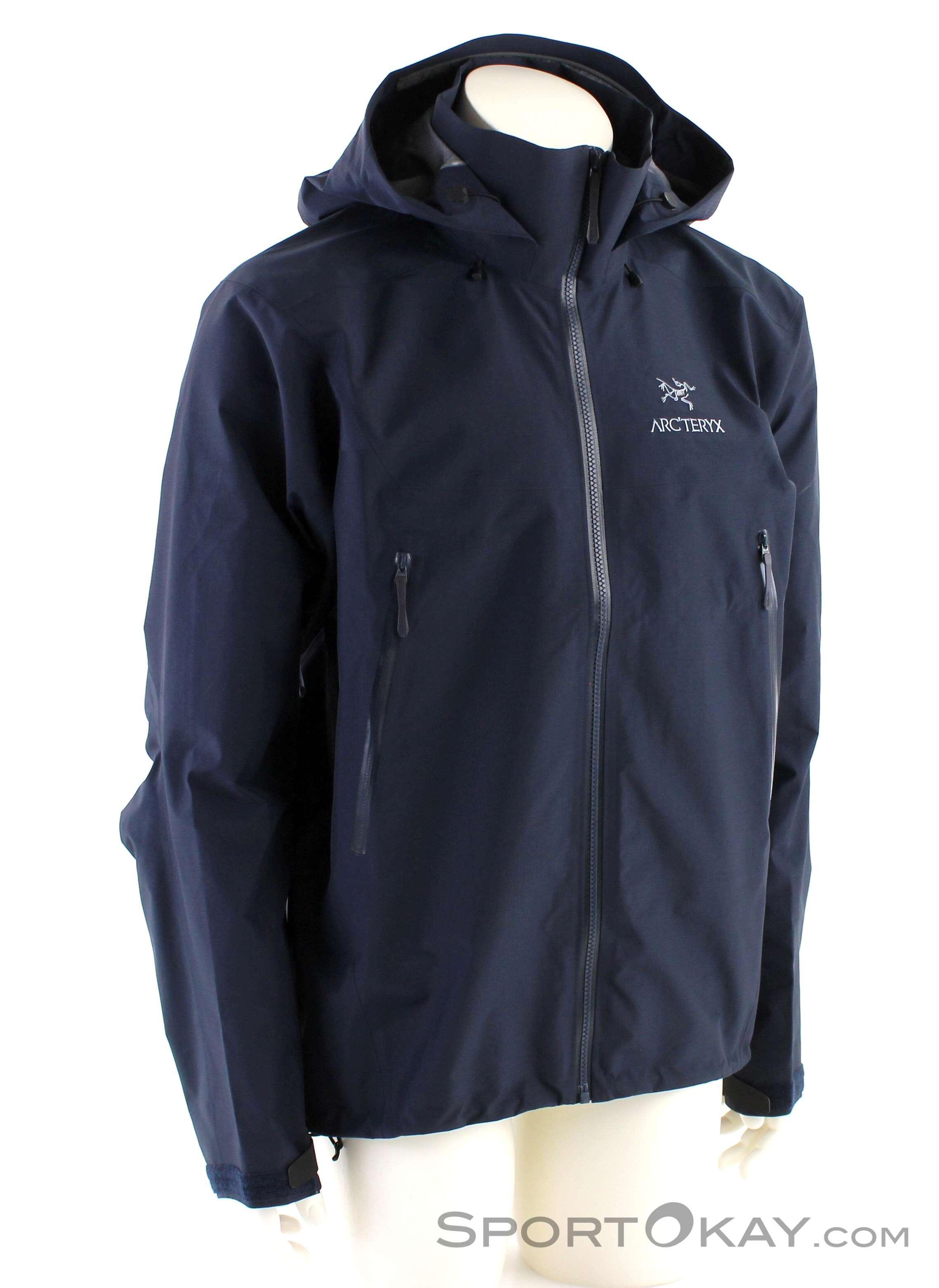 Arcteryx Beta AR Jacket Herren Tourenjacke Gore-Tex-Blau-M