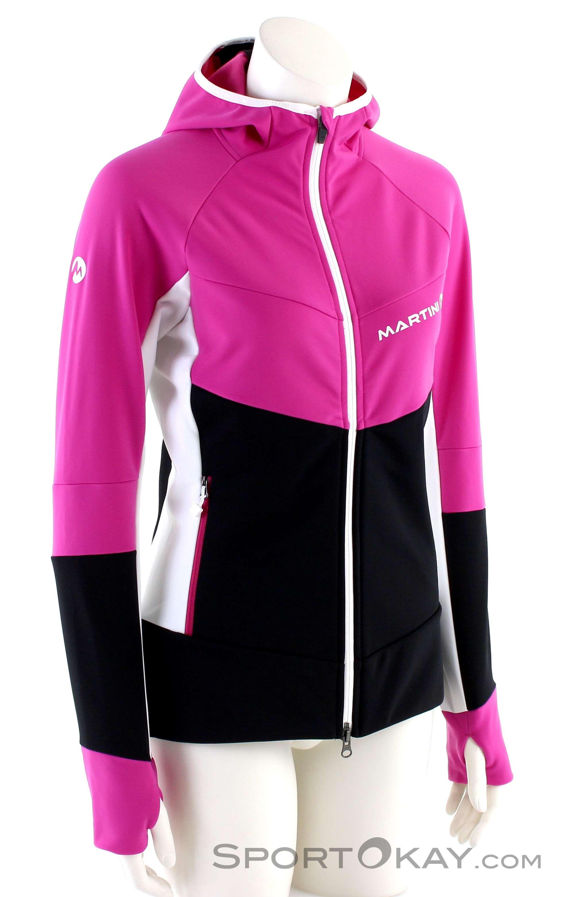 Martini Ultra Plus Damen Tourensweater-Pink-Rosa-S