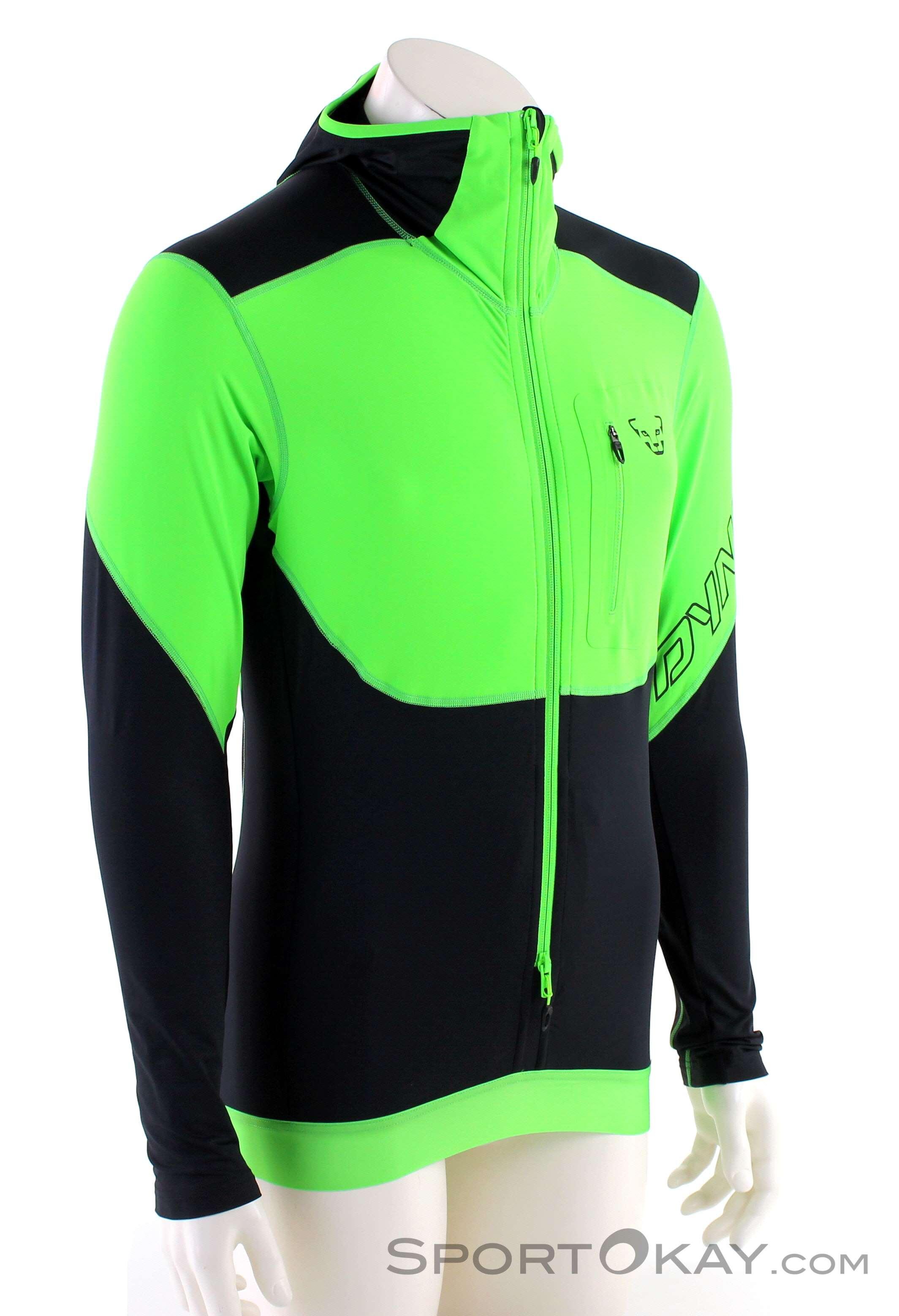 Dynafit DNA Training Jacket Herren Tourensweater-Schwarz-48