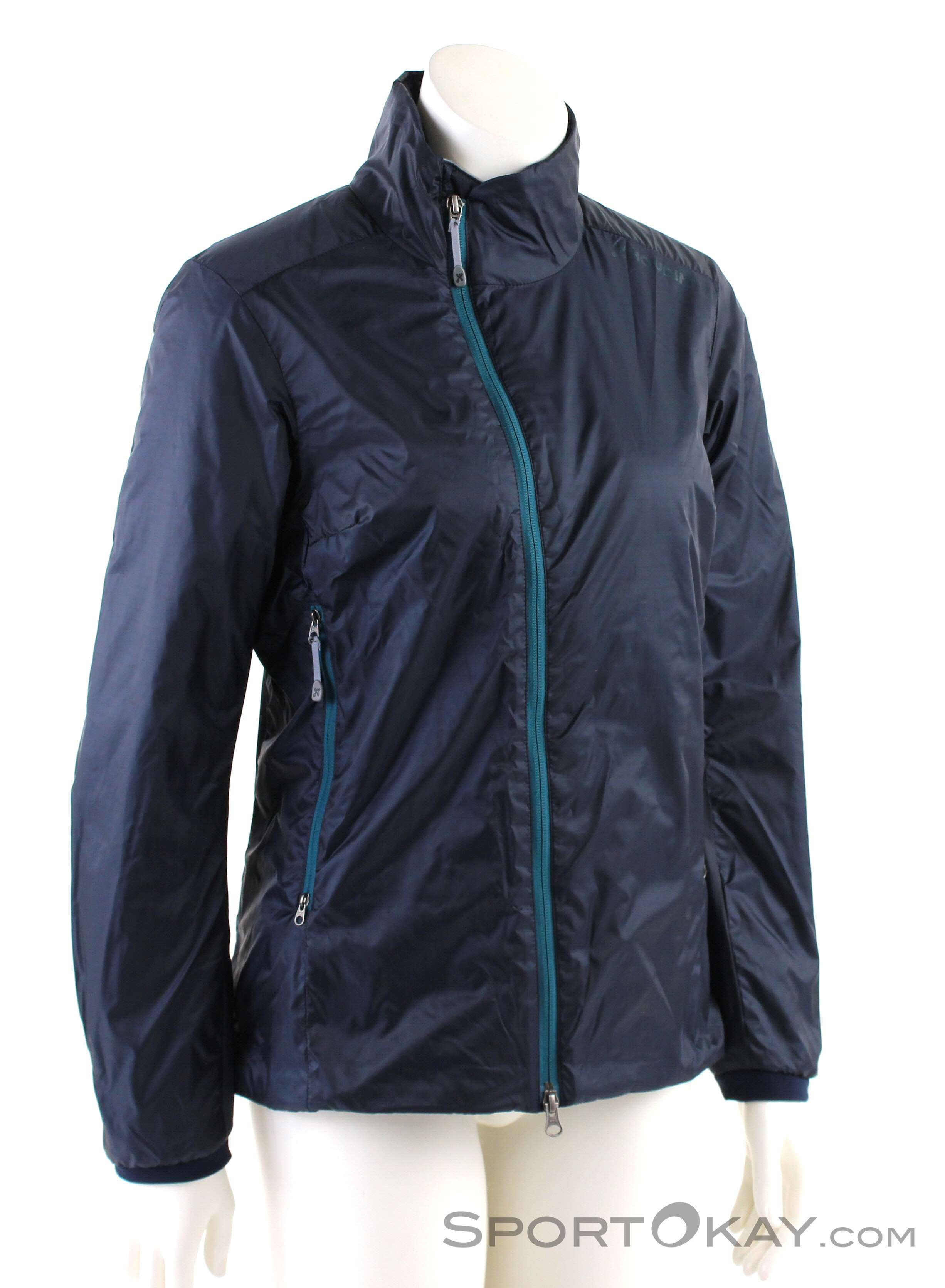 Houdini Fly Jacket Damen Outdoorjacke-Blau-S