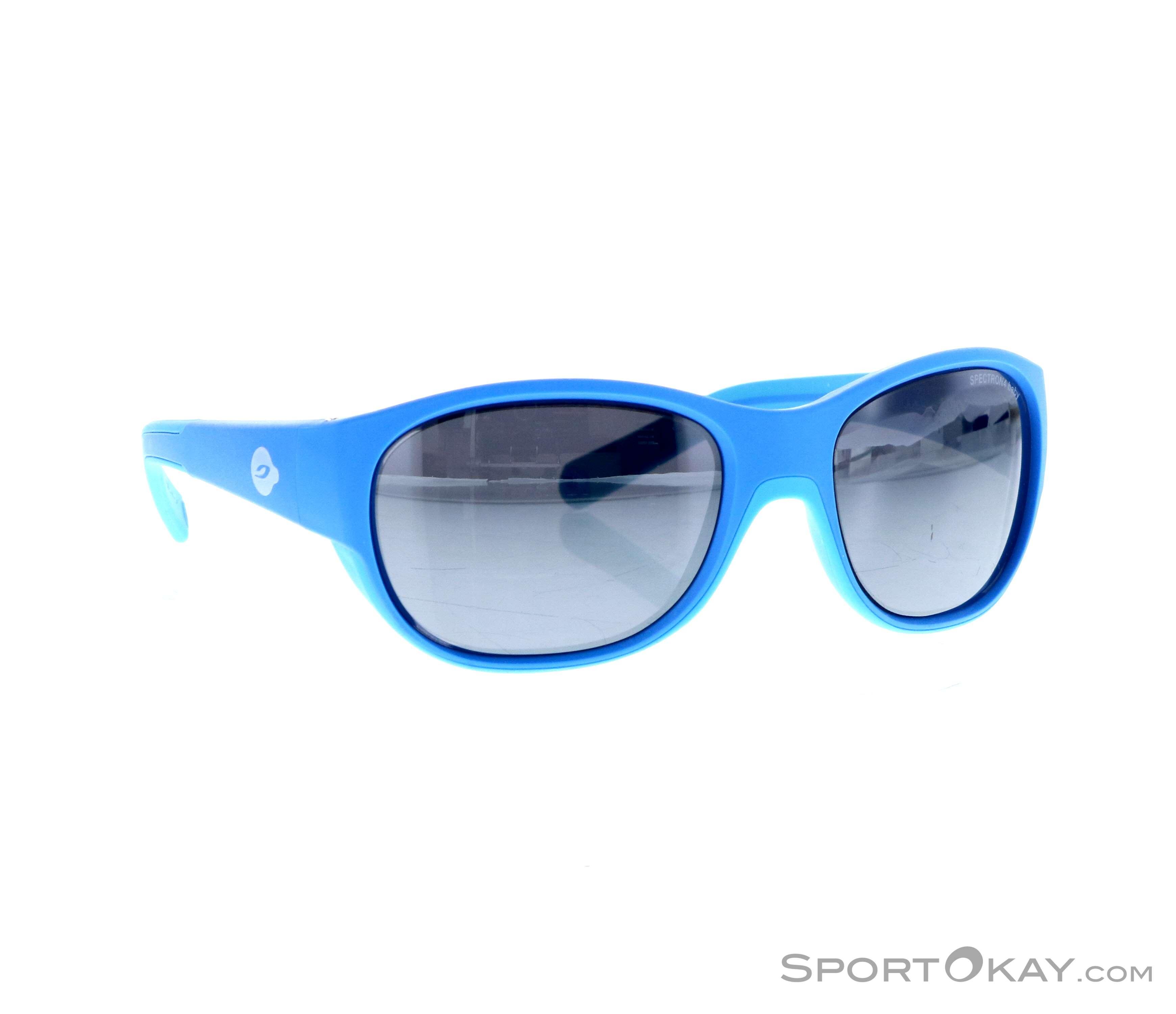 Julbo Luky Kinder Sonnenbrille-Blau-One Size