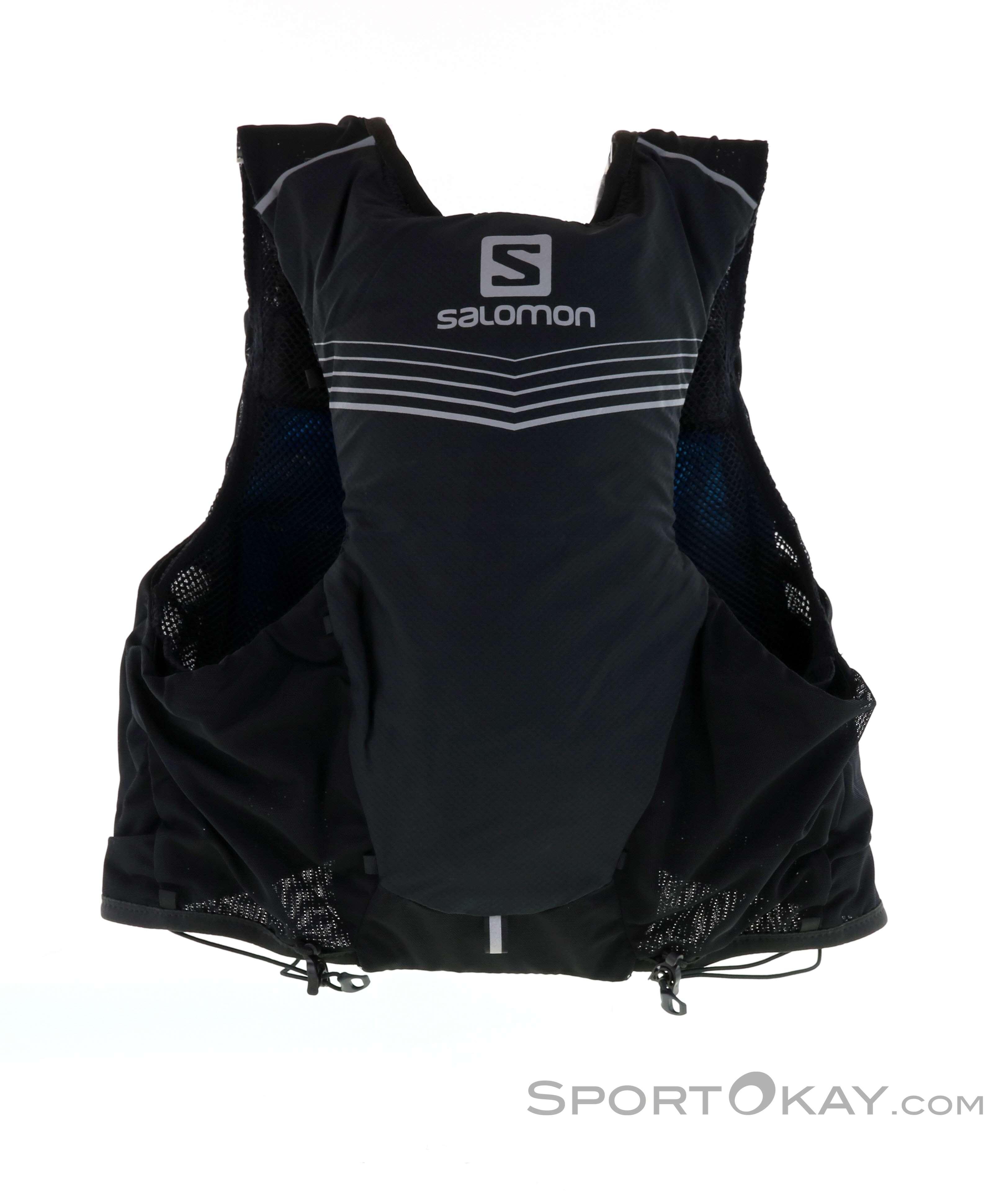 Salomon ADV Skin Set 5l Traillaufweste-Schwarz-S