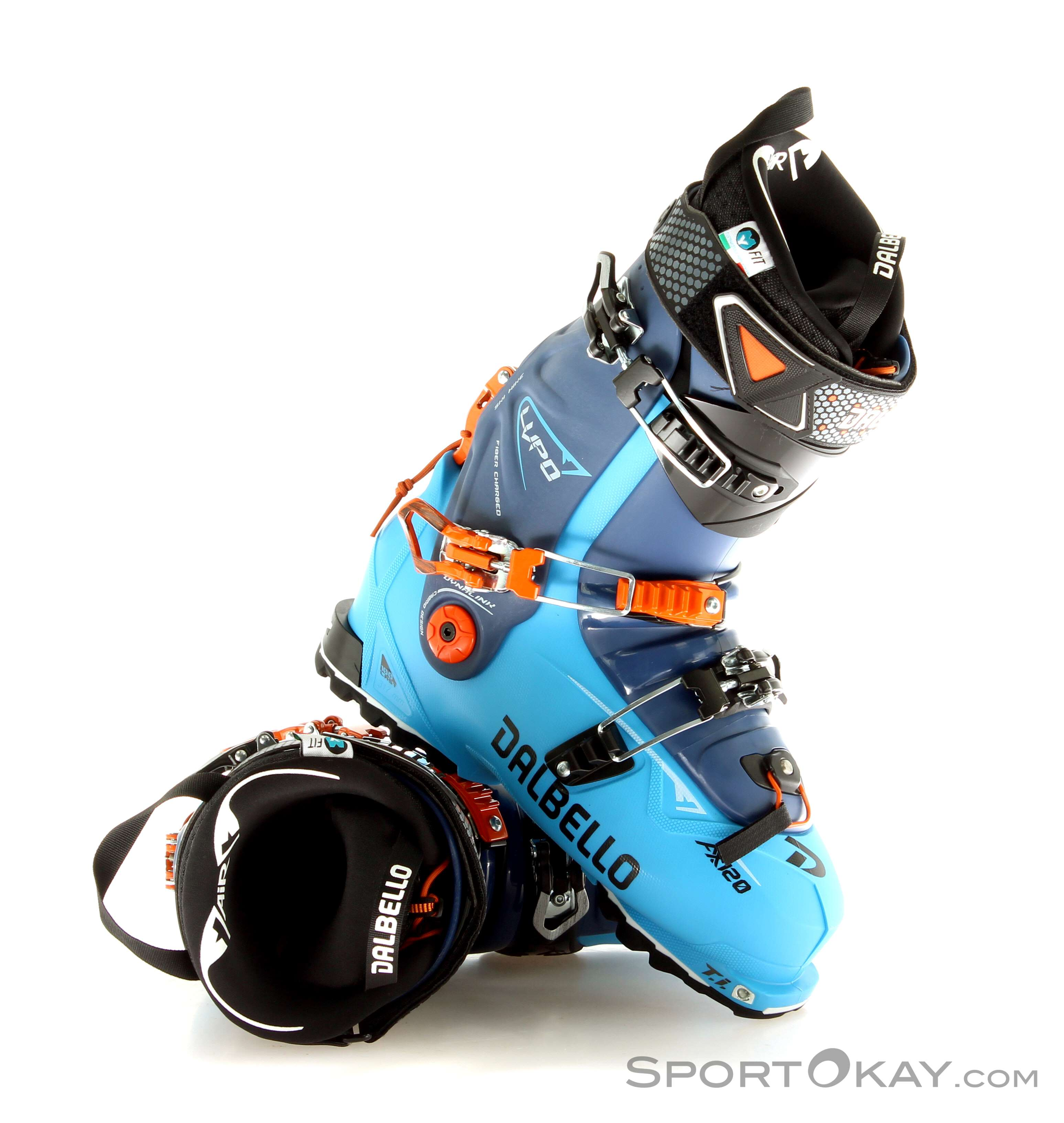 Dalbello Lupo AX 120 Herren Skischuhe-Blau-26
