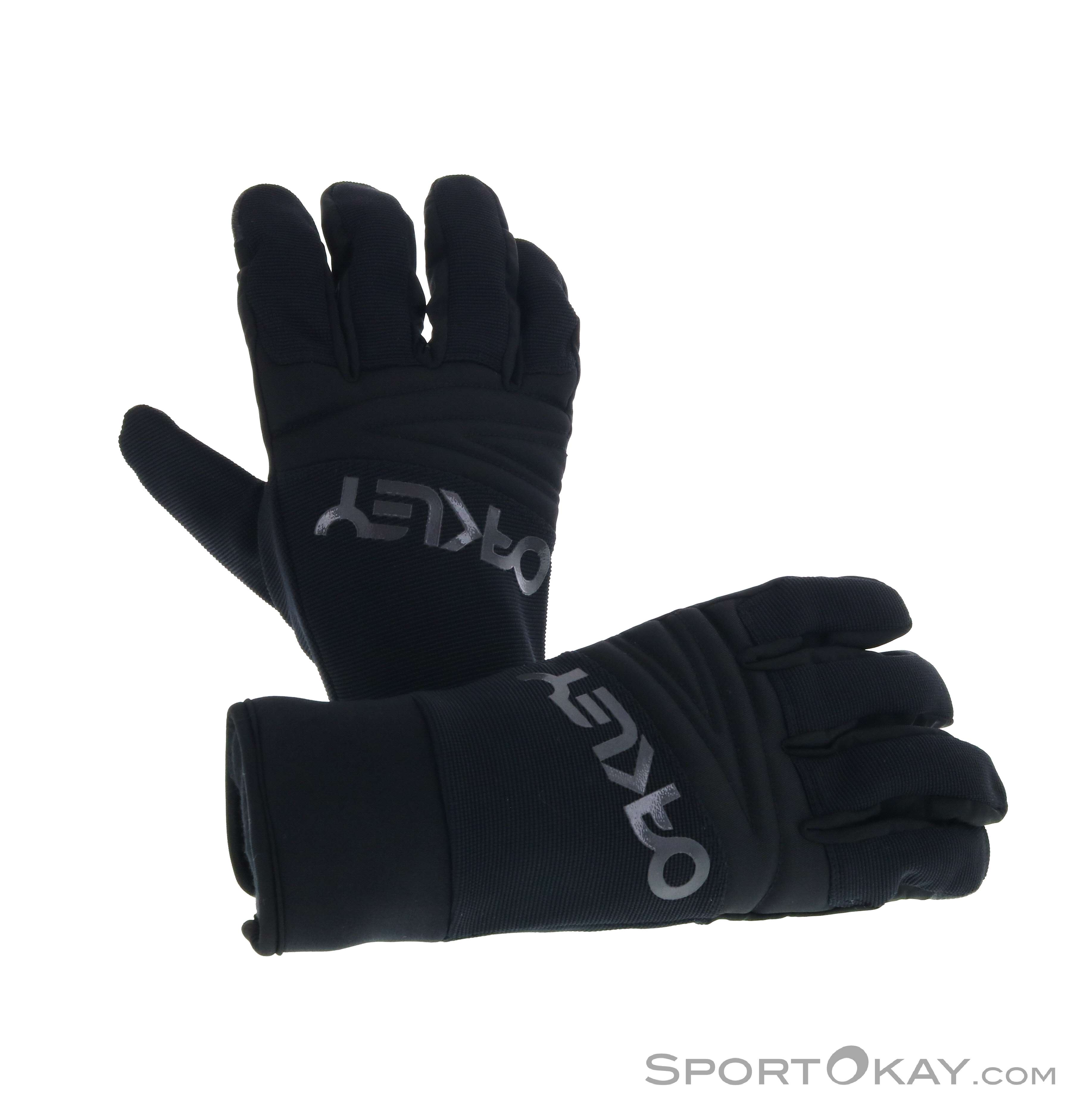 Oakley Factory Park Glove Handschuhe-Schwarz-M