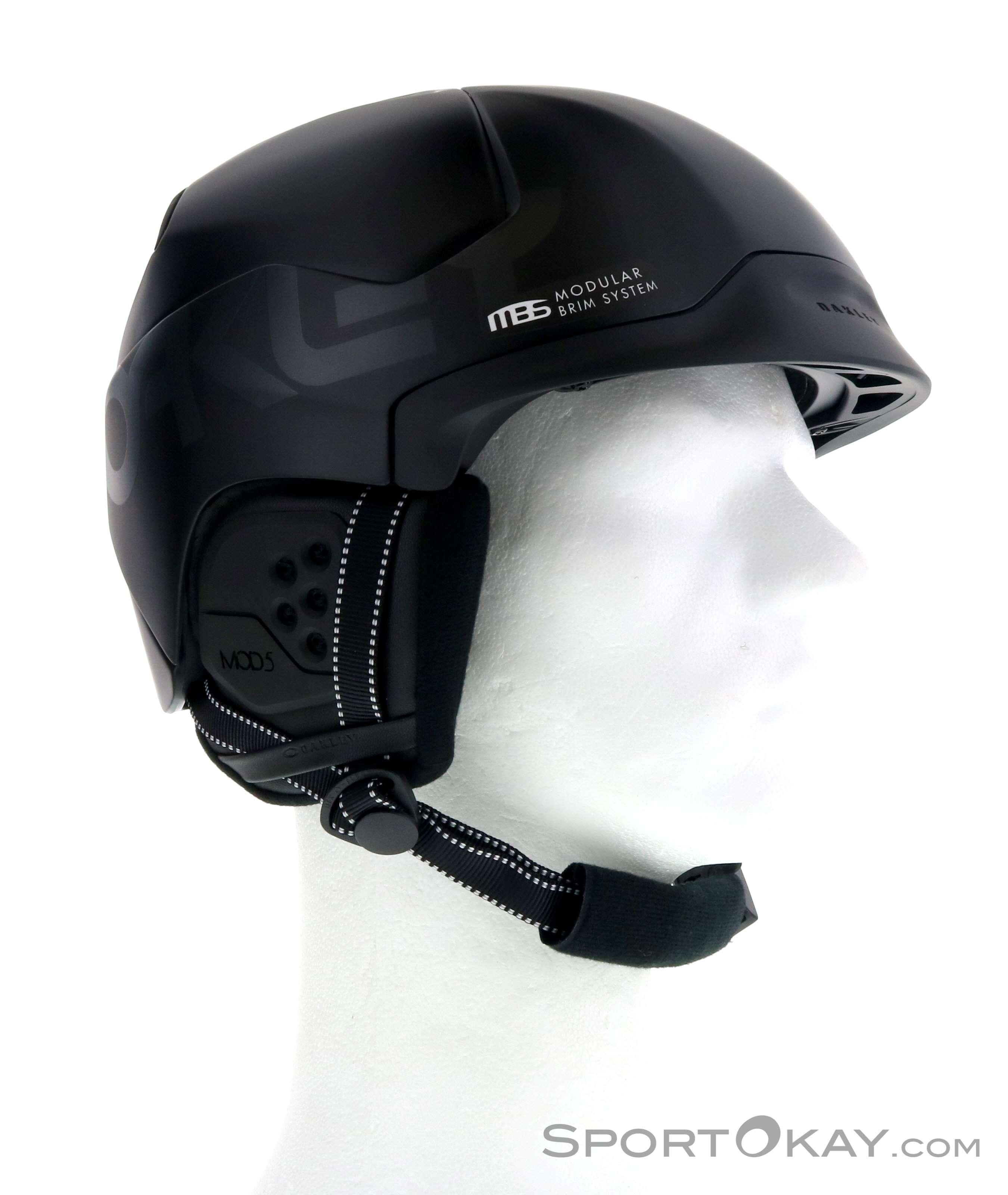 Oakley MOD5 Mips Skihelm-Schwarz-S