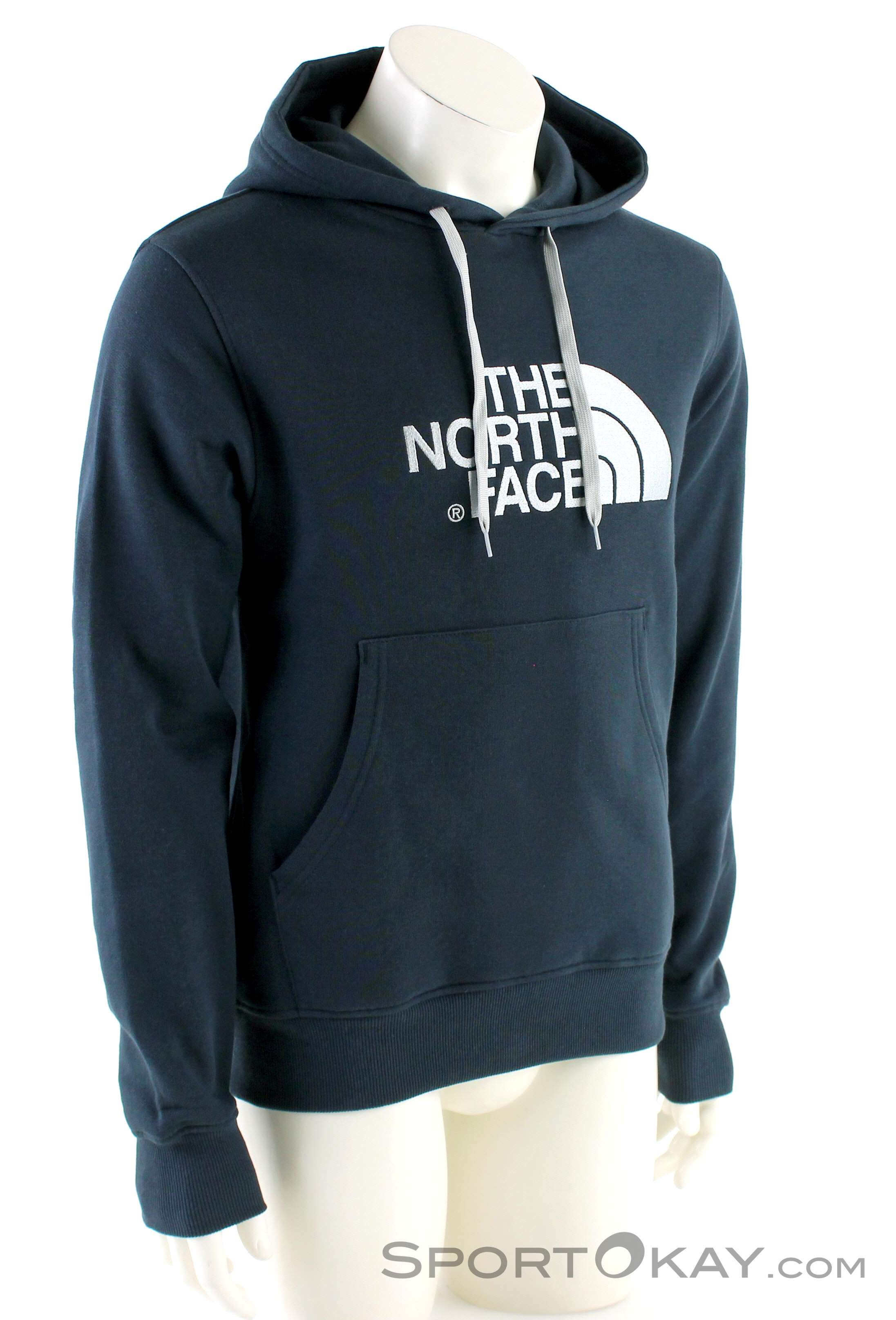 The North Face Drew Peak PLV HD Herren Sweater-Blau-M
