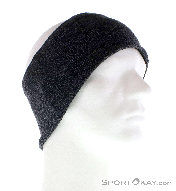 Ortovox Wonderwool Stirnband-Schwarz-One Size