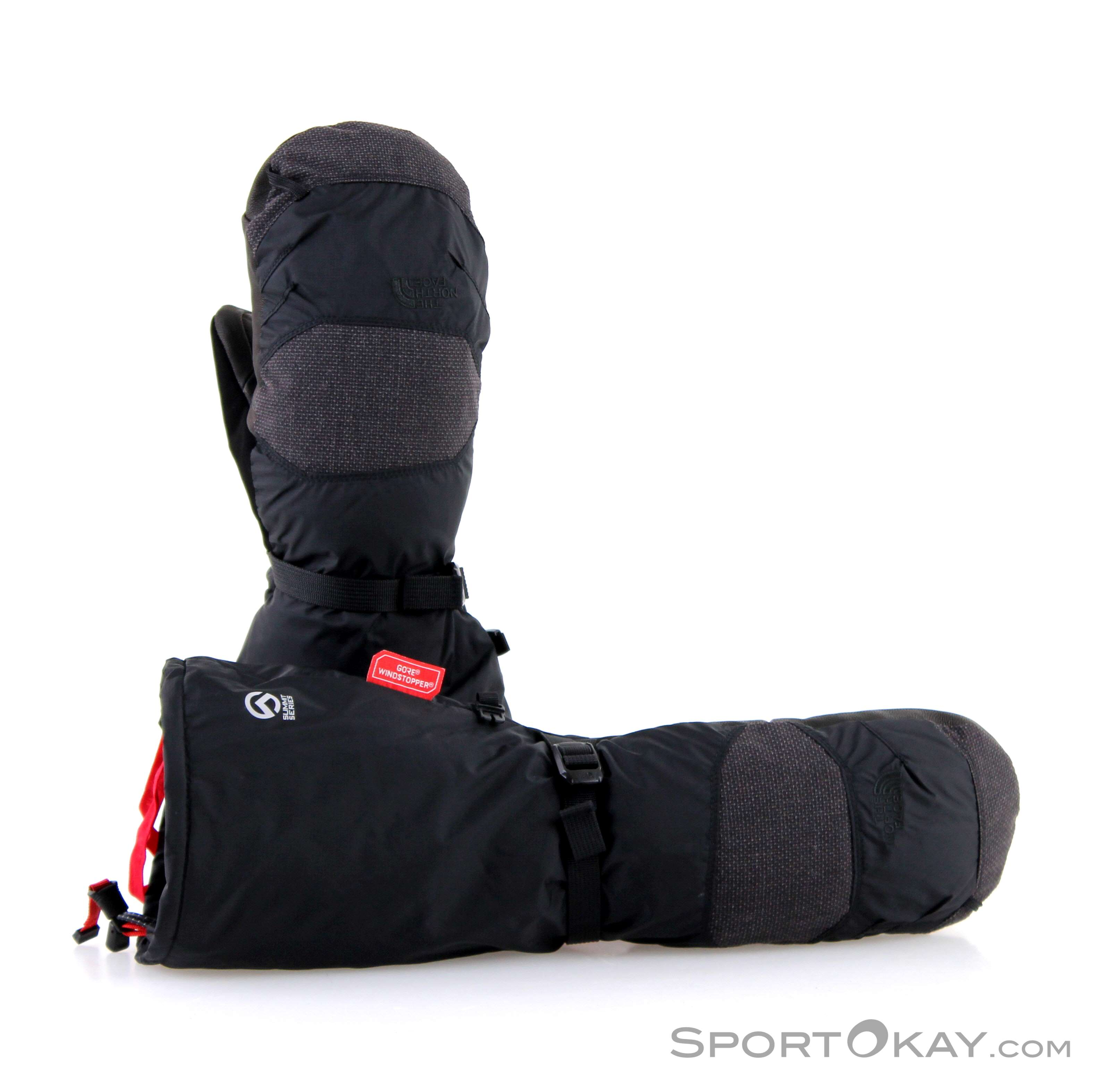 The North Face Himalayan Handschuhe-Schwarz-XS