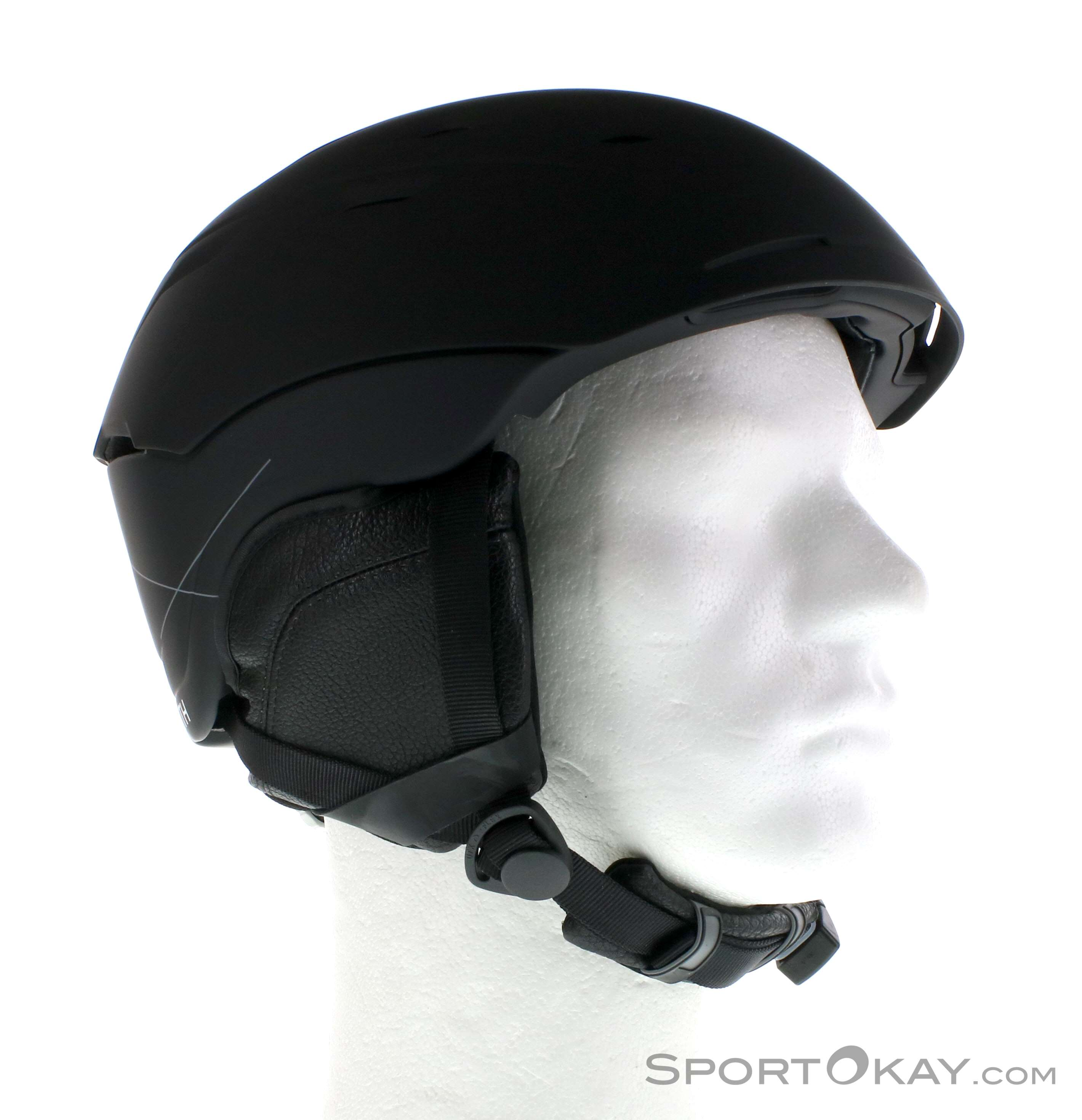 Smith Sequel Skihelm-Schwarz-L