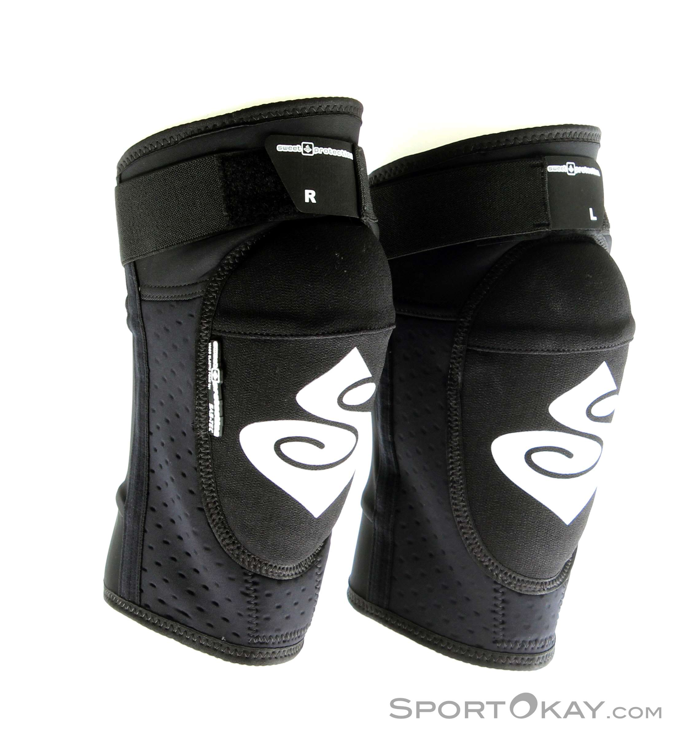 Sweet Protection Bearsuit Light Knee Pads Knieprotektoren-Schwarz-XS
