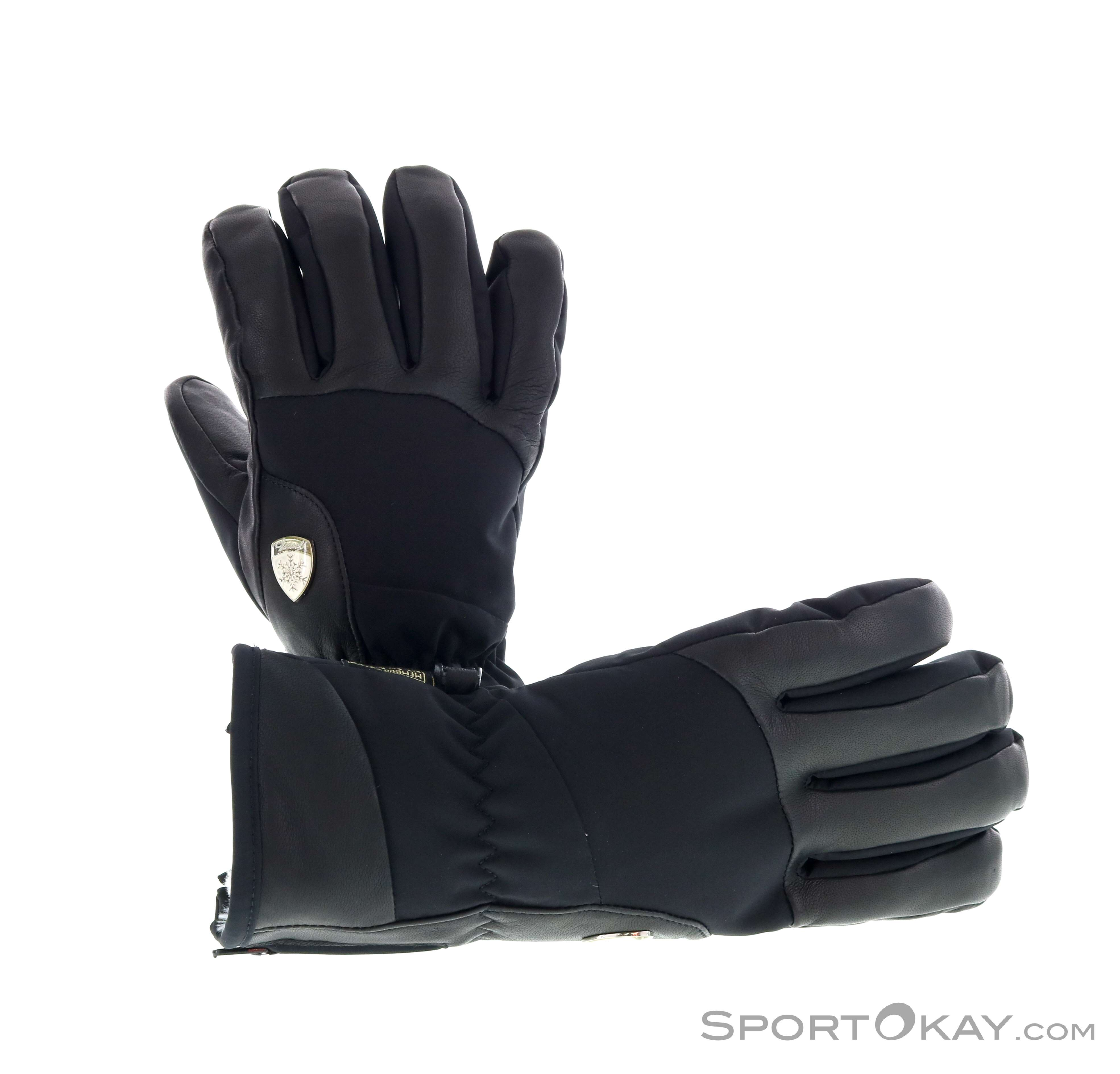 Level Iris Handschuhe-Schwarz-6,5