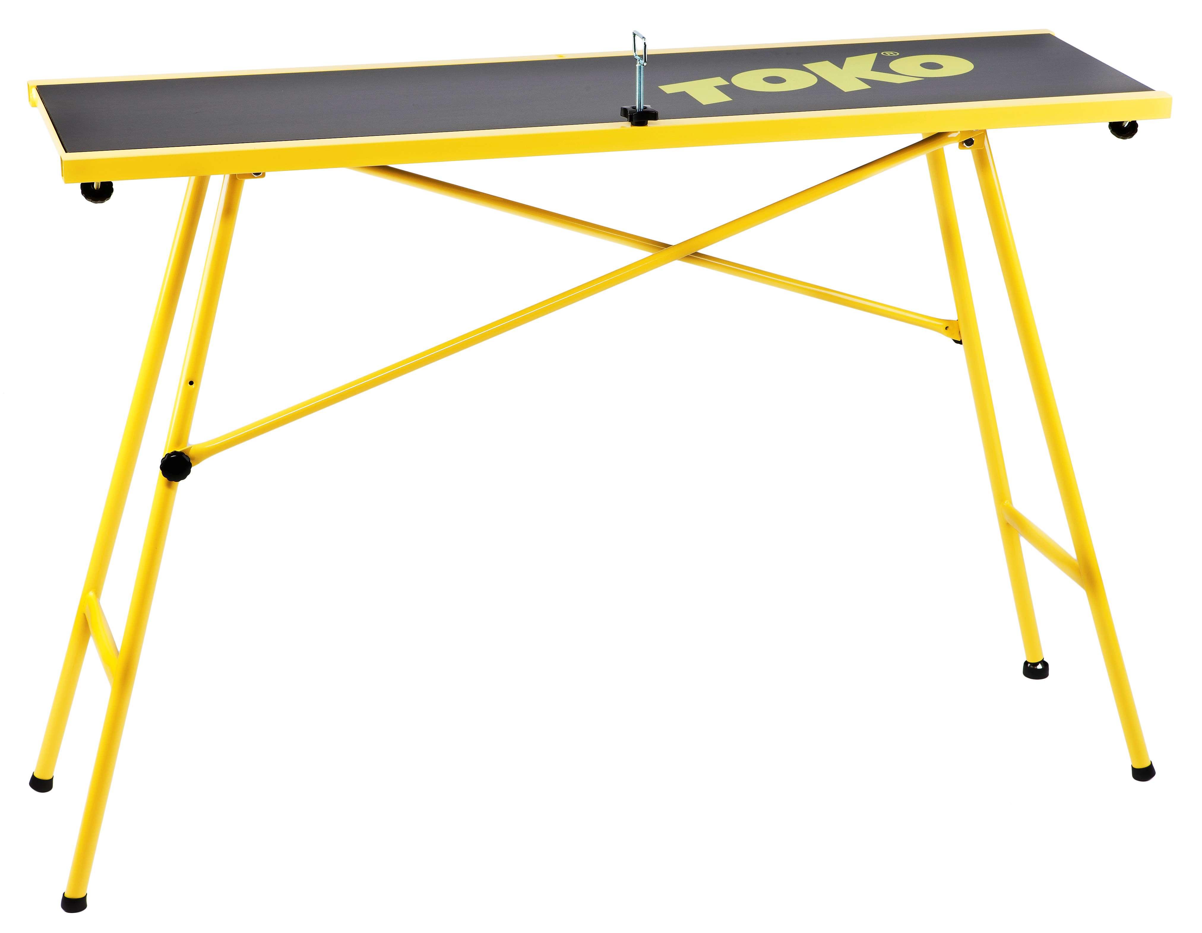Toko Workbench Small Servicetisch-Gelb-One Size